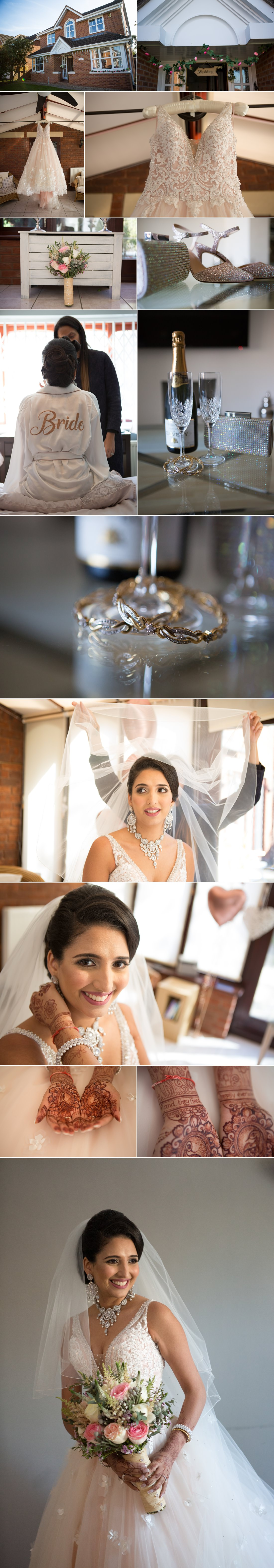 Wedding Photography at Manor Grove Banqueting Suite, Birmingham